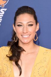 Christen Press – 2015 Nickelodeon Kids' Choice Sports Awards in Los Angeles
