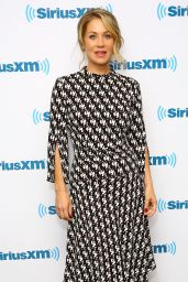 Christina Applegate at SiriusXM Studios in NYC, July 2015