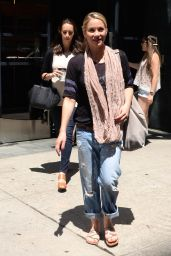 Christina Applegate Street Style - NYC, July 2015