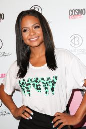 Christina Milian – 2015 BeautyCon in Los Angeles