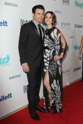 Chyler Leigh – 2015 Thirst Gala in Beverly Hills