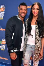 Ciara – 2015 Nickelodeon Kids' Choice Sports Awards in Los Angeles