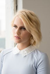 Claire Holt - Photoshoot for Zooey Magazine May 2015