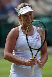 Coco Vandeweghe – Wimbledon Tournament 2015 – Quarterfinal