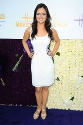 Danica McKellar – Hallmark Channel 2015 Summer TCA Tour Event in Beverly Hills