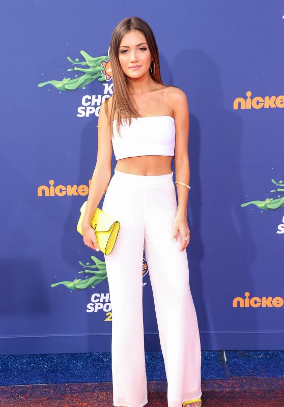 Daniela Nieves – 2015 Nickelodeon Kids' Choice Sports Awards in Los Angeles
