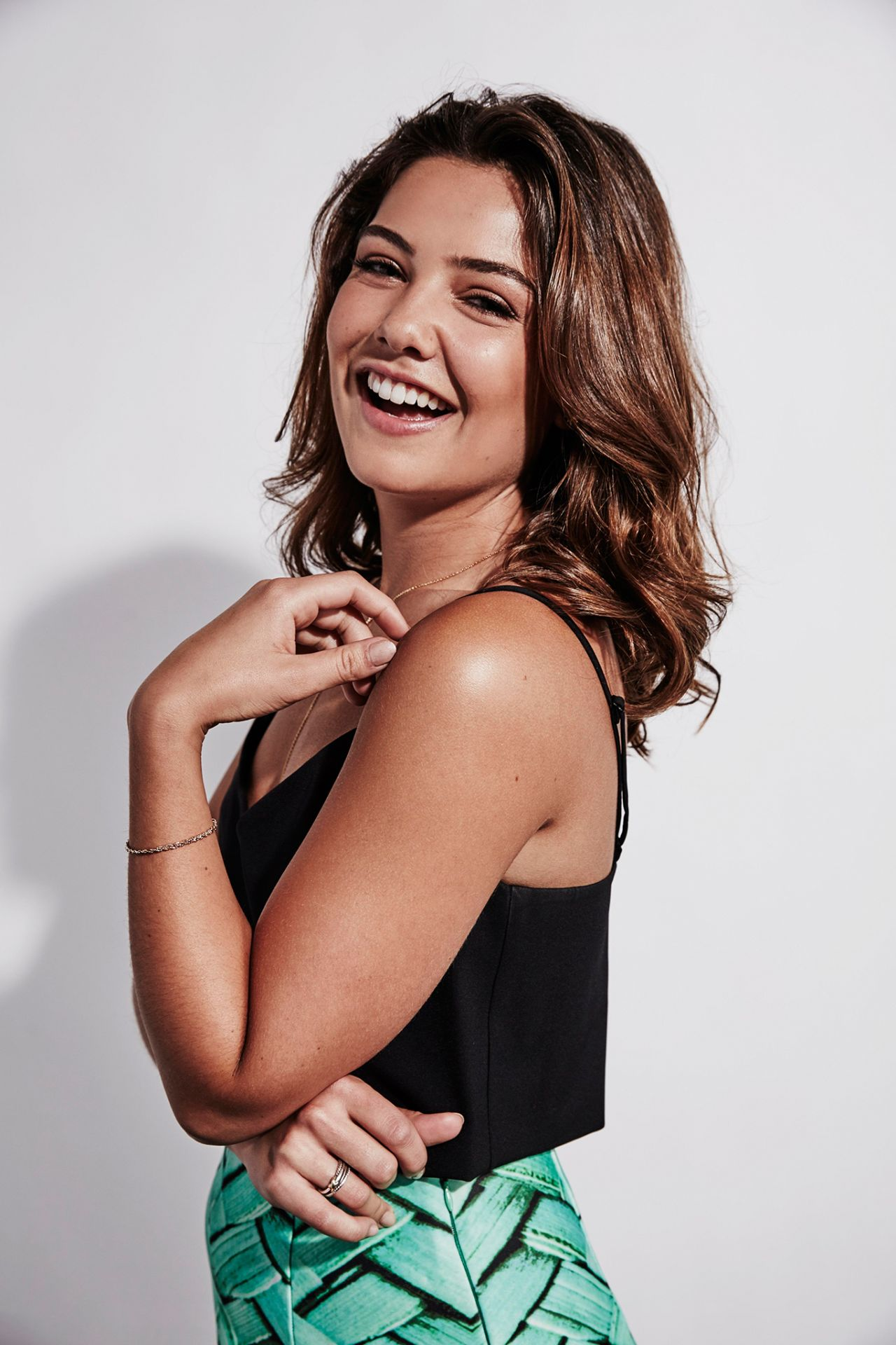 Danielle Campbell The Originals Photoshoot At Comic