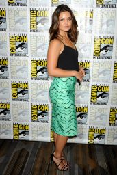 Danielle Campbell - The Originals Press Line - 2015 Comic Con in San Diego, July 2015