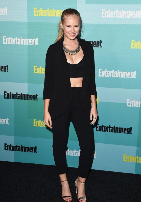 Danika Yarosh - Entertainment Weekly Comic-Con Party in San Diego, July 2015