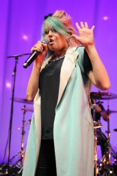 Debby Ryan Performing at the Fillmore in Miami Beach, July 2015