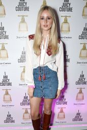 Diana Vickers - Juicy Couture `I Am Juicy` Fragrance Launch in London