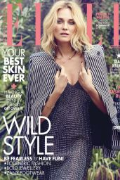 Diane Kruger - Elle Magazine Canada September 2015 Issue