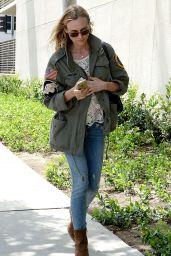 Diane Kruger Street Style - Los Angeles, July 2015