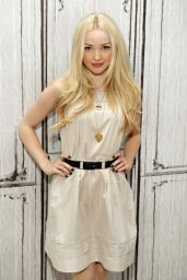 Dove Cameron - AOL Build Speaker Series for