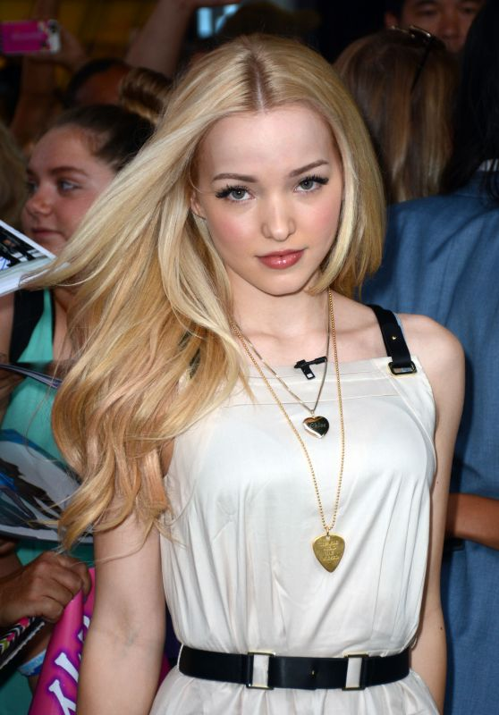 Dove Cameron at Good Morning America in New York City (part II), July 2015
