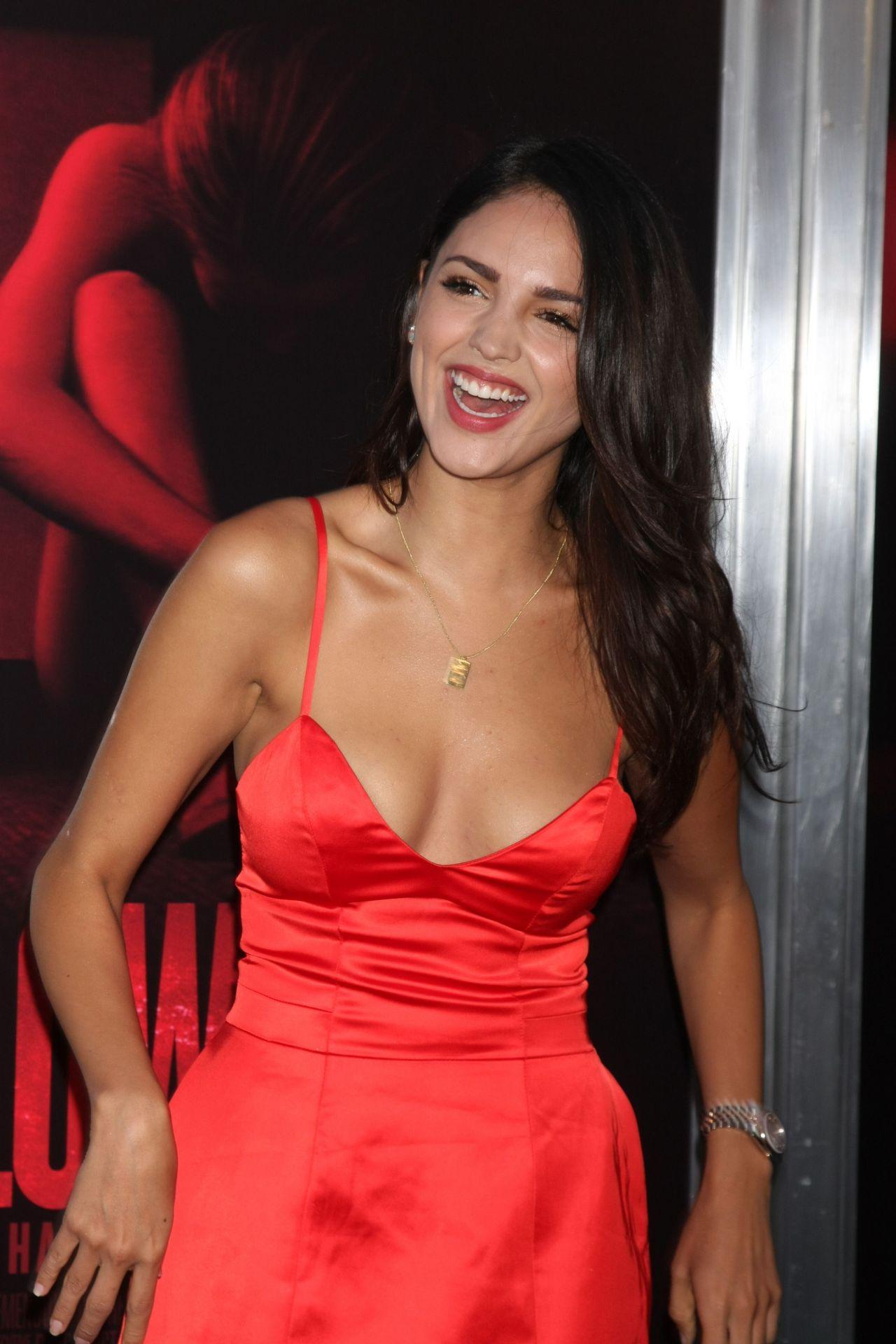 Eiza Gonzalez - The Gallows Premiere in Los Angeles