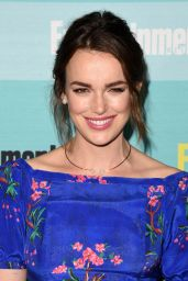 Elizabeth Henstridge – EW Party at Comic-Con in San Diego, July 2015