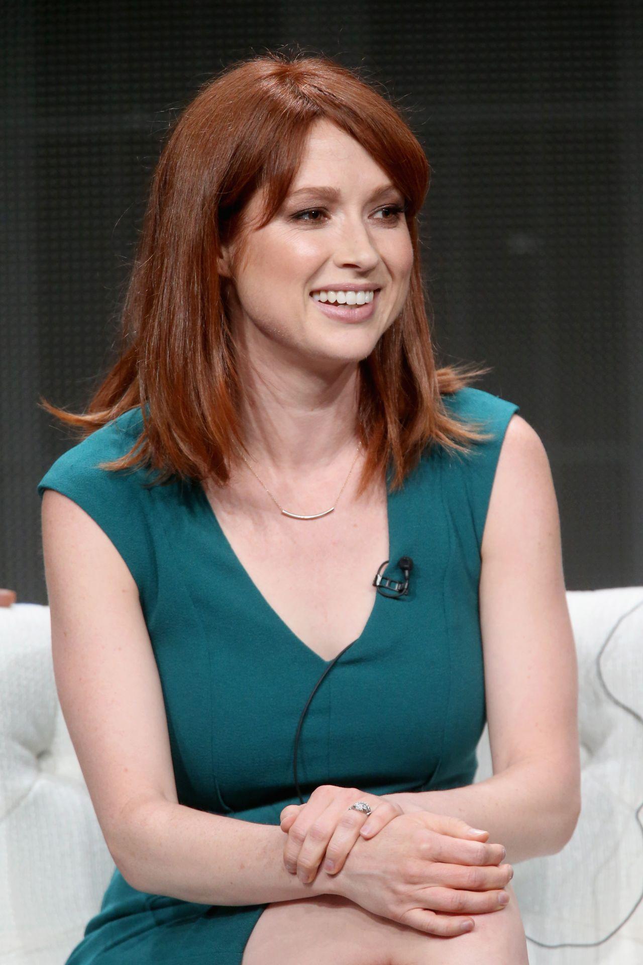 Ellie Kemper Unbreakable Kimmy Schmidt Panel In