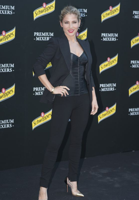 Elsa Pataky - Presentation of the New Convenient Refreshments from Schweppes - June 2015