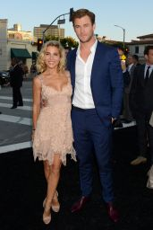 Elsa Pataky – Warner Bros. 'Vacation' Premiere in Westwood