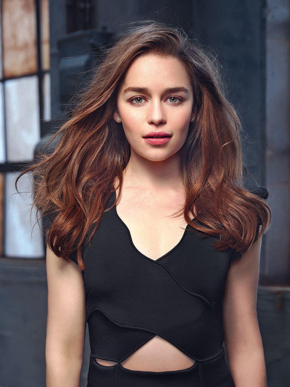 Emilia Clarke - Io Donna Magazine (July 2015) | GotCeleb