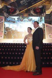 Emilia Clarke - Terminator Genisys Premiere in Seoul