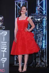 Emilia Clarke - Terminator Genisys Premiere in Tokyo