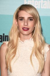 Emma Roberts – Entertainment Weekly Party at Comic-Con in San Diego, July 2015