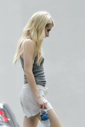 Emma Roberts - Out in New Orleans, July 2015
