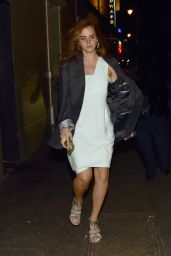 Emma Watson Night Out Style - London, July 2015