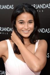 Emmanuelle Chriqui - Anil Arjandas Jewels US Flagship Store Opening in West Hollywood