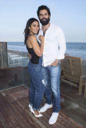 Emmanuelle Chriqui - Just Jared & JustFab Summer Dinner Party in Malibu - July 2015