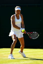 Eugenie Bouchard – Wimbledon Tournament 2015 – Second Round