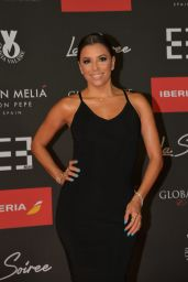 Eva Longoria at Charity Gala During Global Gift in Marbella, July 2015