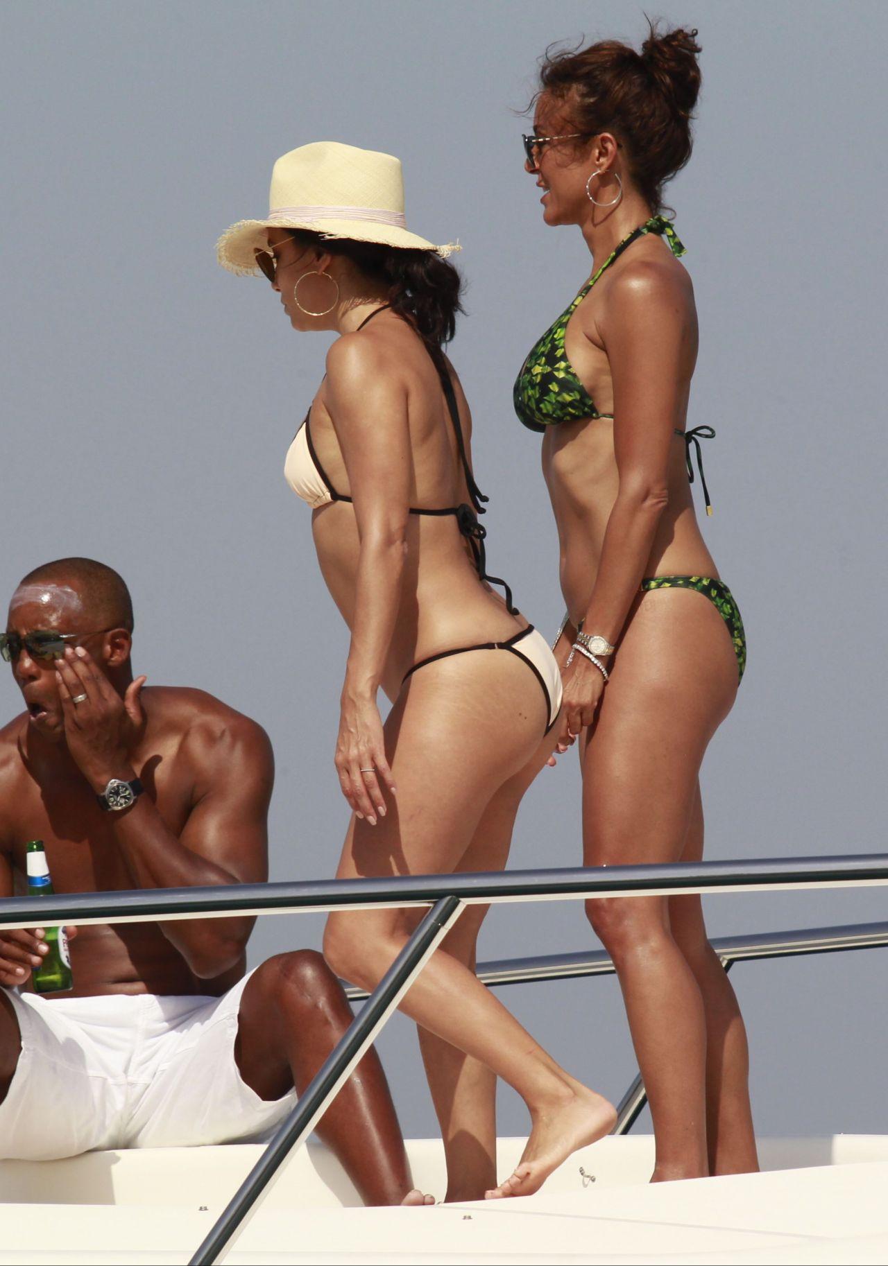 Eva larue bikini