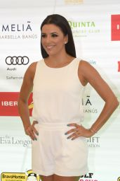 Eva Longoria - Global Gift Foundation at a Charity golf Tournament in Marbella, July 2015