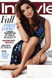 Eva Longoria - InStyle Magazine August 2015 Issue