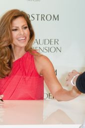 Eva Mendes - Promoting the New Estee Lauder Serum in Aventura, July 2015