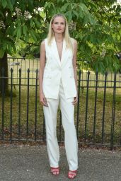 Gabriella Wilde - The Serpentine Gallery Summer Party in London, July 2015