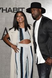Gabrielle Union - New York Fashion Week Men