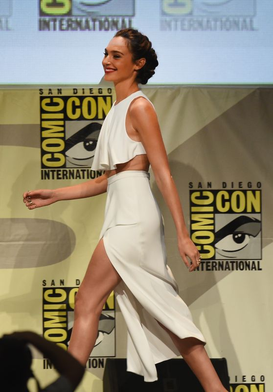 Gal Gadot - Comic-Con in San Diego, July 2015