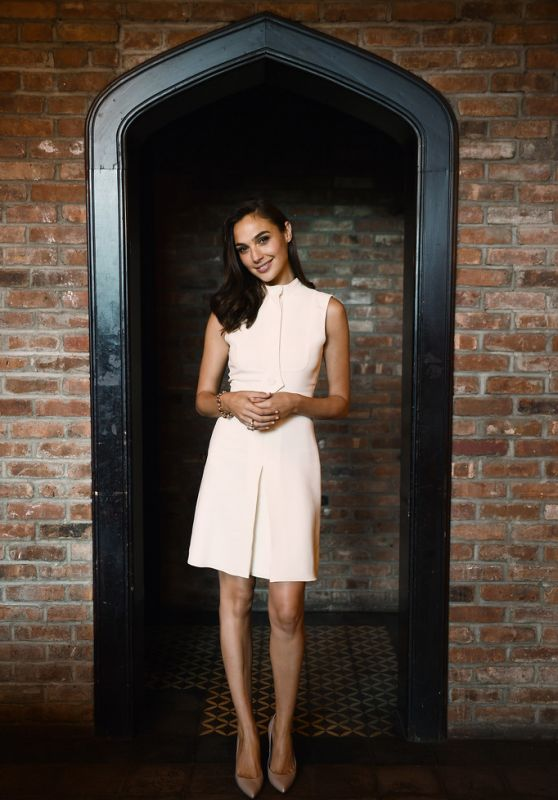 Gal Gadot - Gucci Bamboo Fragrance Launch in New York City