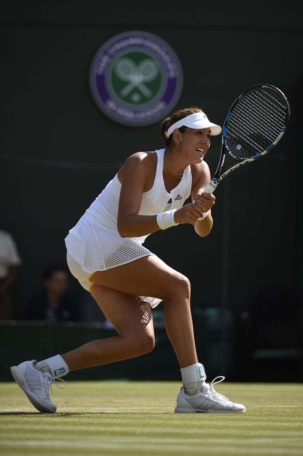 Garbine Muguruza Wimbledon