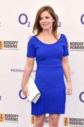 Geri Halliwell - Nordoff Robbins O2 Silver Clef Awards at the Grosvenor House Hotel in London