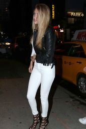 Gigi Hadid Night Out Style - NYC, July 2015