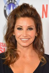 Gina Gershon - Staten Island Summer Movie Premiere in New York City