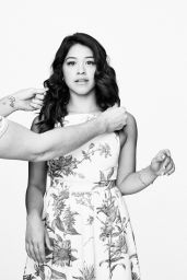 Gina Rodriguez - Photoshoot for Variety July 2015