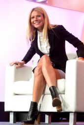 Gwyneth Paltrow - BlogHer15 Conference in New York CIty, July 2015