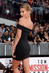 Hailey Baldwin - Mission Impossible: Rogue Nation Premiere in New York City