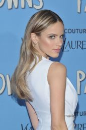 Halston Sage - Paper Towns Premiere in New York City
